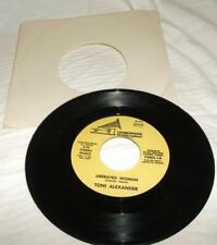 """TONI ALEXANDER Liberated Woman / Today 7"""" 45 obscure & RARE 74MS-1B"""