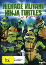 TEENAGE MUTANT NINJA TURTLES - ORIGINAL MOVIE - NEW DVD