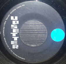 Bob Marley & The Wailers Duppy Conqueror / Upsetter 45 Blank mp3