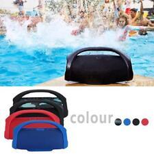 Portable Boom Box Outdoor HIFI Bass Speaker Wireless Bluetooth Speaker Sound Box
