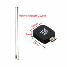 Micro USB DVB-T Digital-Mobil-TV-Tuner Receiver + Antenne für Android 4.0-6.0 RF