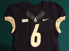 Purdue Boilermakers Game Worn FLYWIRE Nike Jersey #6 BUSH Size 38