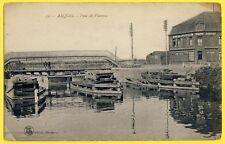 cpa 62 - ARQUES (Pas de Calais) PONT de FLANDRE Commerce Epicerie LA RUCHE