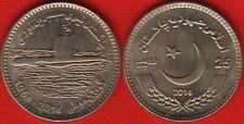 "Pakistan 25 rupees 2014 km#73 ""Navy Submarine Force"" UNC"
