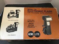 SX-70 Flash Unit by Acme-Lite Model 170