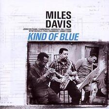 CD musicali blu Miles Davis