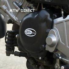 Suzuki DL650 V-Strom 2004-2012 R&G RACING PAIR ENGINE CASE COVERS KIT  KEC0043BK