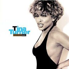 Simply the Best [CD & DVD] by Tina Turner (CD, Sep-2003, Capitol)