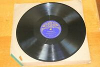 "CYRIL STAPLETON 78 rpm 10"" DECCA Record Sleepy serenade Hawaiian war Chant 1947"
