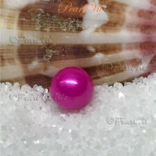 Princess Hot Pink Pearl Akoya - Quality AAA Large 7-9mm - Located USA