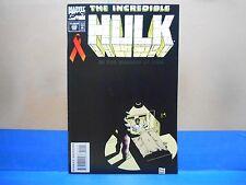 THE INCREDIBLE HULK Volume 1 #420 of 474 1962-97 Marvel Comics Uncertified