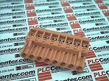 WEIDMULLER BLZ5.08/8/90SNOR / BLZ508890SNOR (BRAND NEW)