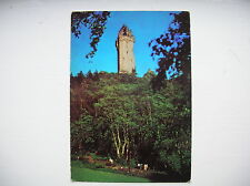 (William) Wallace Monument -- Causewayhead, Stirling.   (Braemar Films)