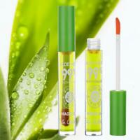 Aloe vera gel jelly moisturizing liquid lipstick lip gloss is not easy to fade