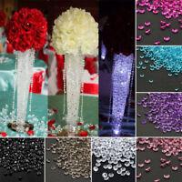 4.5mm Diamond Table Confetti Acrylic Wedding Party Decoration Crystals 2018 New
