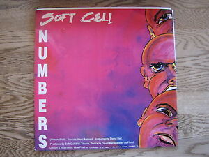 """SOFT CELL - barriers  MAXI 12"""""""