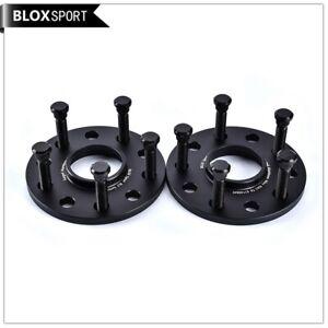 2x10mm 5x114.3 black wheel spacers for Honda Civic Accord CRV Accord Acura MDX