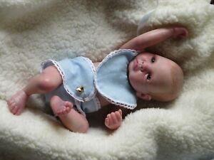 Reborn Baby Boy - NEW - Made in Australia - Handmade Layette