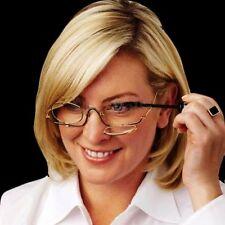 Make-Up 3 x Magnifying Make Up  Eye Women Glasses Spectacles Flip Down Lens