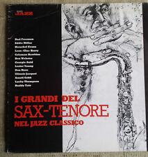 I Grandi Del Sax-Tenore Nel Jazz Classico - LP Musica Jazz