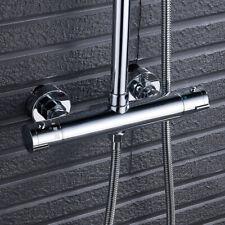 Robinet douche thermostatique mitigeur salle de bains exposé Twin Outlet