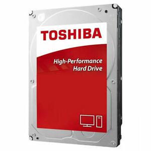 Hard Drive Toshiba 3TB DT01ACA300 SATA III 7200U/Min 32MB (see description)