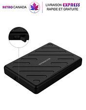 """Boîtier de disque dur de type C de 2,5"""" sans outil USB 3.1 SATA III et SSD"""