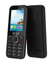 Alcatel OT-2045X - 128MB - Black - Mobile Phone