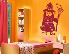 Little Witch - Highest Quality Wall Decal Stickers
