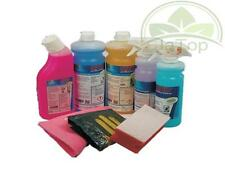 Set Bathroom Cleaner Sanitary Cleaners Glass Cleaner Alcohol