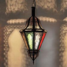 Oriental Lámpara de techo marroquí Lámpara Lámpara Colgante balota-multi H 60cm