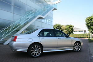 MG ZT OR ZT-T ROVER 75 FULL LENGTH SIDE SKIRTS & REAR BUMPER PODS, X power style