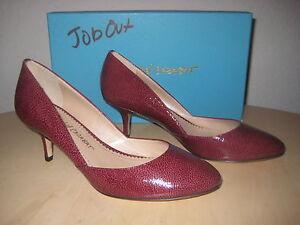 Jean Michel Cazabat Shoes EUR 36 US 5.5 M Womens New Patricia Bordo Patent Heels
