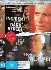 Incident On A Dark Street-1973-William Shatner/They Call It Murder-Movie-DVD