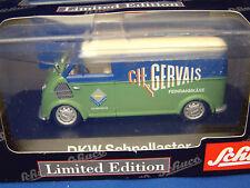 SCHUCO 02395 DKW SCHNELLASTER KASTEN GERVAIS - LIMITED EDITION