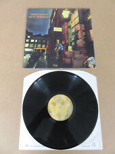 DAVID BOWIE Ziggy Stardust LP VERY RARE 1990 UK GATEFOLD REMASTER & BONUS TRACKS