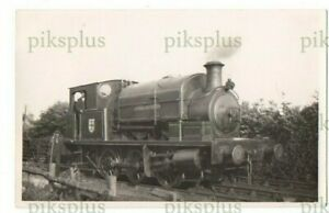 INDUSTRIAL RAILWAY POSTCARD BADDESLEY COLLIERY ATHERSTONE WARKS REAL PHOTO C1930
