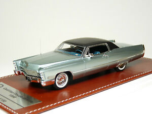 GIM 002a 1/43 1968 Cadillac Coupe DeVille Resin Model Car