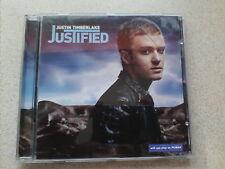 Justin Timberlake - Justified (2002)