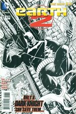 Earth 2 #17 By Scott Van Sciver 1:100 Batman Sketch Variant C - New 52 NM/M 2014
