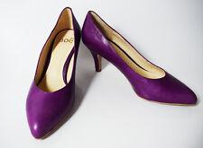 Noe Medium Mid Heel Women Leather Pumps Court Shoes