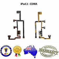 for iPad 2 - Power ON / OFF Flex cable (CDMA Version) - Replacement Repair Part