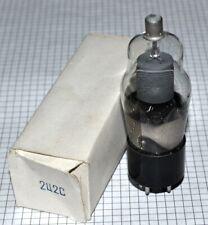 X-ray emitting rectifier tube 2X2 / 879. Russian 2C2S (Foton)
