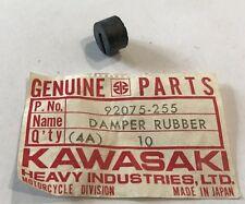 Gommino - Cylinder Head Rubber Damper - Kawasaki KZ400 NOS: 92075-255
