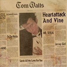 TOM WAITS HEARTATTACK AND VINE REMASTERED DIGIPAK CD NEW