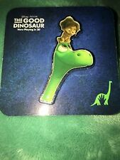 AMC Theater Stubs Exclusive DIsney Pixar Good Dinosaur movie Pin Spot New Rare