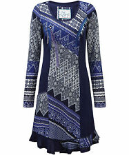 Joe Browns Long Sleeve Casual Tunic Dresses for Women