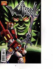 VOLTRON #4, Cover A & B, Dynamite Comics