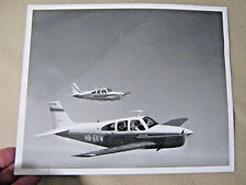 Beechcraft C33 and C33A - Press Photo