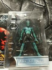 "Abe Sapien sealed 7"" action figure 2003 Mezco Hellboy movie"